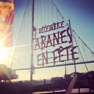 C'est parti ! #cabanesenfete #entredeuxmers #entre2mers #soleil