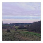 Fin de journe sur les coteaux du Chteau Landereau landscapehellip